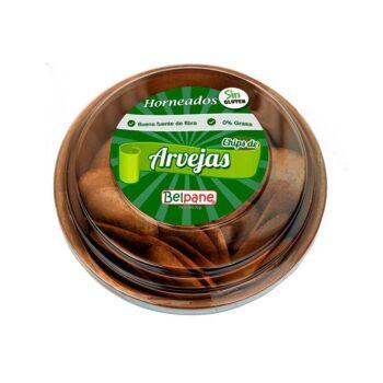 Chips de Arvejas 70 Gr - Belpane