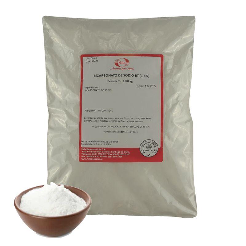 Bicarbonato de Sodio 1 Kg