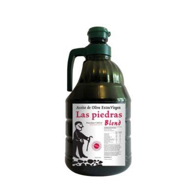 Aceite de Oliva Extra Virgen 2000 Ml Blend - Las Piedras