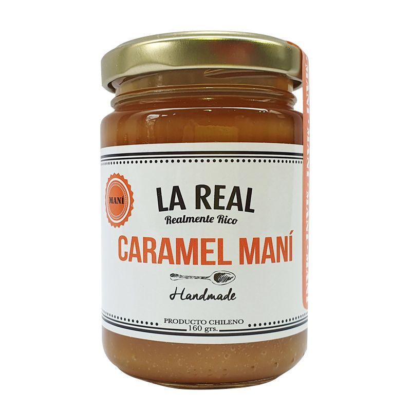 Maní Caramel Toffee 160 Gr
