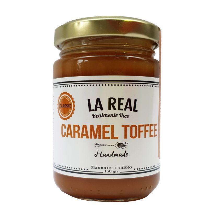 Classic Caramel Toffee 160 Gr