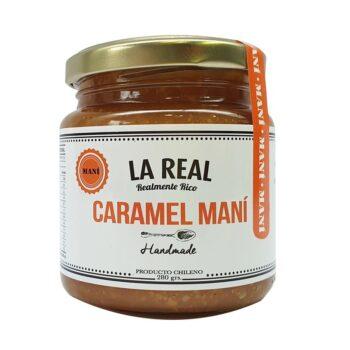 Maní Caramel Toffee 280 Gr