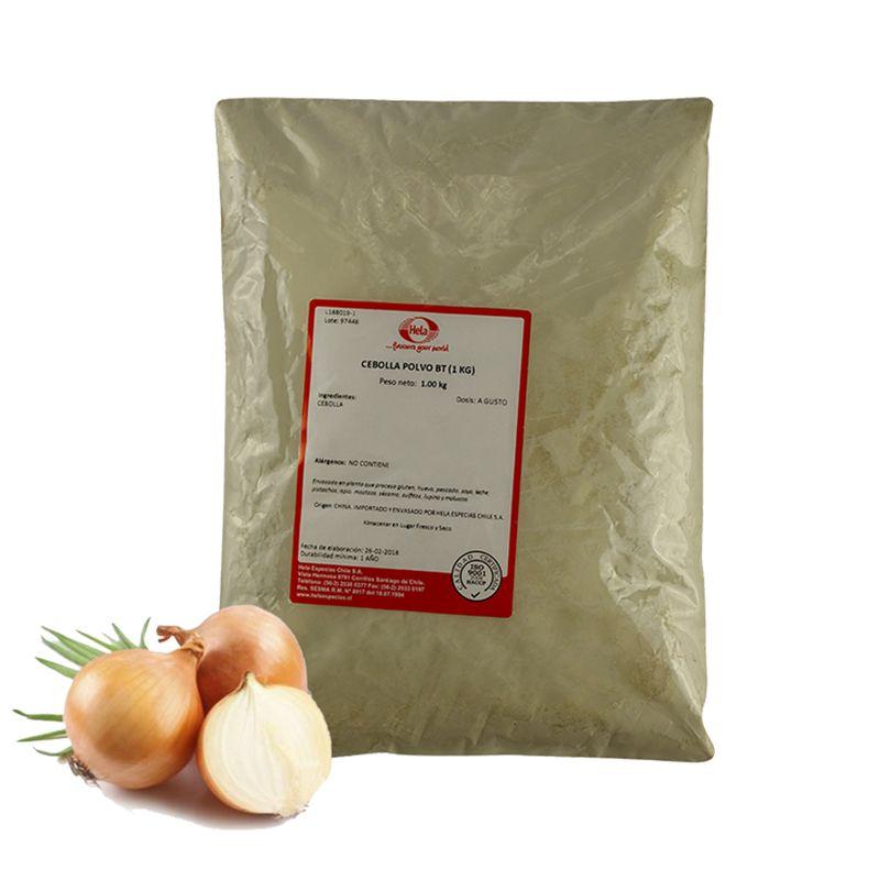 Cebolla en Polvo 1 Kg - Hela