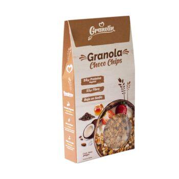 Granola Chocochips 400 Gr