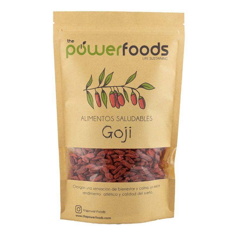 Goji Berry 500 Gr - Power Foods