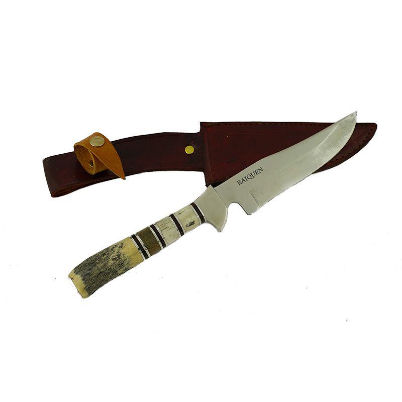 Cuchillo Lafken Acero Inox. Hecho a Mano