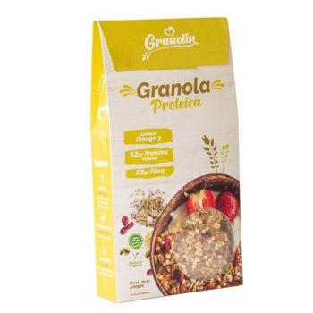Granola Proteica 400 Gr