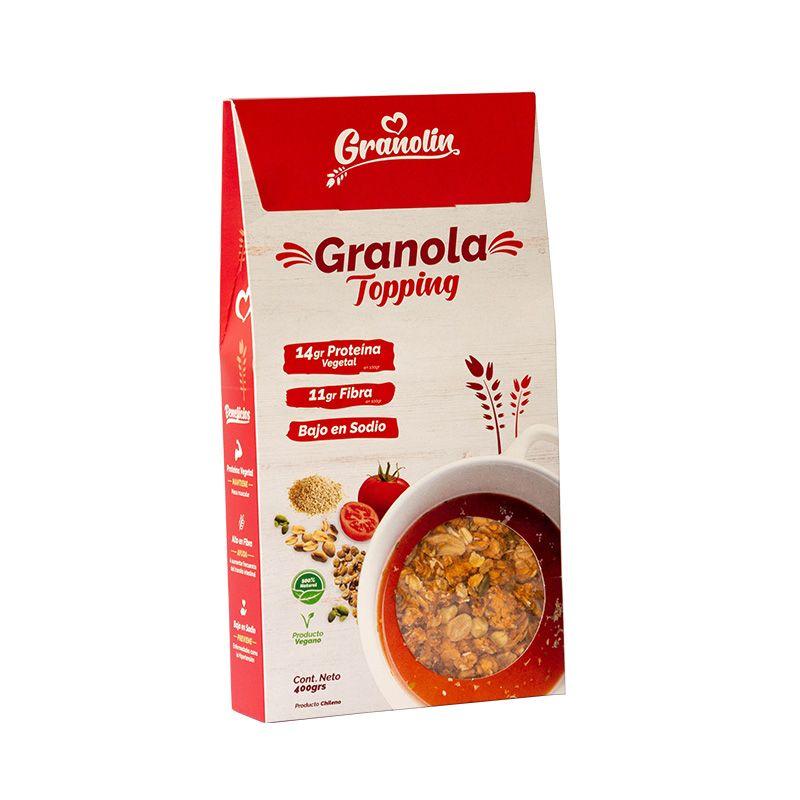 Granola Topping 400 Gr